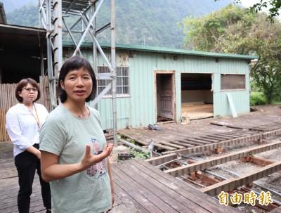 副市長轉業》林依瑩考取一堆證照後…前進部落