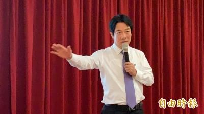 準醫生擔心KMT小丑治國 賴清德自信回應:民調已與韓國瑜平手