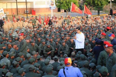委國政變》馬杜羅加強鎮壓 多名反對派議員再被控叛國
