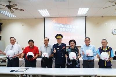 數據嚇人!去年台南機車車禍死亡32人 逾8成未戴安全帽