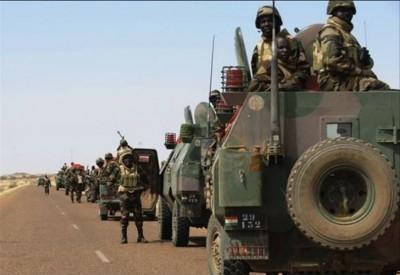 西非尼日軍隊遭伏擊28死 伊斯蘭國宣稱犯案