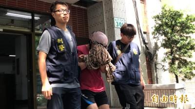 高雄炸彈案 製送爆裂物男嫌被聲押禁見