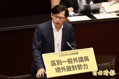 館長慘遭藍營砲轟 黃國昌怒:支持館長拉下這群KMT政客!