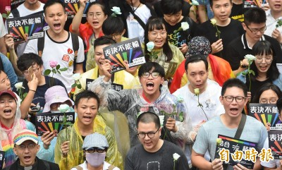 台灣同婚合法化 CNN專文推播