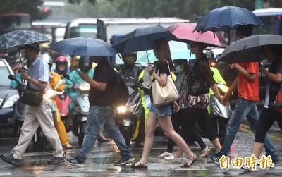 7縣市豪大雨特報! 天氣不穩定持續到下週