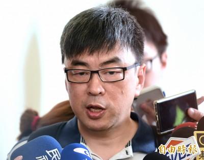 民進黨版同婚專法全數過關 段宜康:迎接彩虹