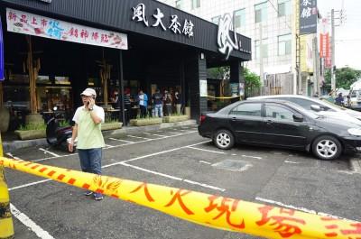 沙鹿茶館槍擊案》疑黑吃黑 死者與槍手為同一詐騙集團成員