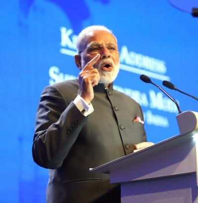 印度國會大選結束  23日開票決定下議院所有席次