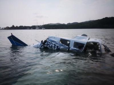 宏都拉斯驚傳飛機墜海意外 機上5人全數罹難