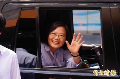 蔡總統六大施政表現 台灣人民最肯定這一項