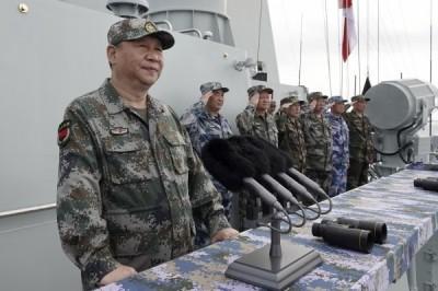 美退役上校:習近平已下令2020準備好攻台