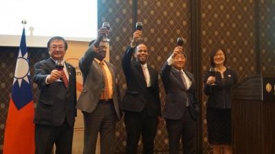 我日內瓦世衛歡迎酒會 17友邦代表與美國等多國官員出席