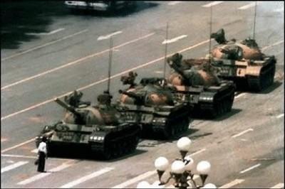 六四漸被遺忘  坦克人攝影師:天安門永不會消失