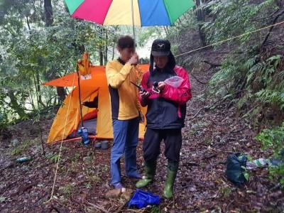 女登山客受困水漾森林待援 雲層厚增加直升機吊掛難度