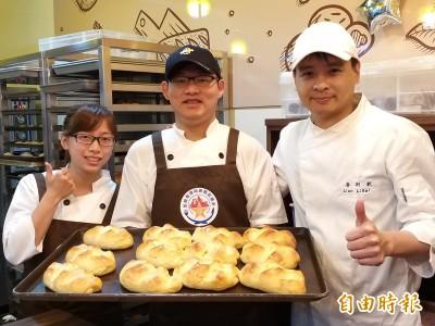 明新旅館系新添「廚藝創意」 實習烘焙坊揭幕