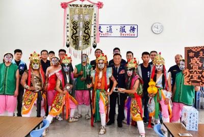 台南山區「眾神公約」 58宮廟共同簽署