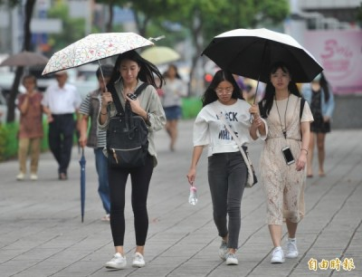 南部3縣市大雨特報!東北季風影響北東氣溫偏涼