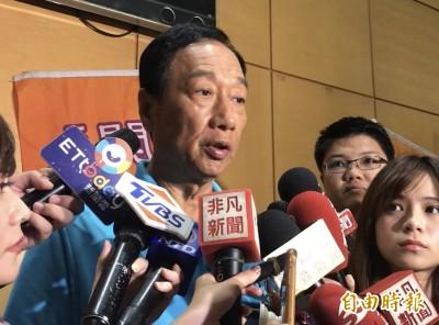 被爆低薪壓榨勞工 徐永明:郭董想選總統就別老是想告人