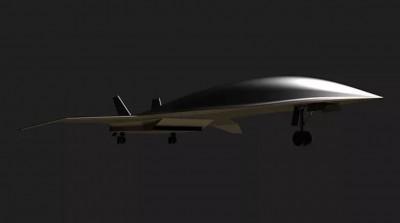 紐約飛倫敦1.5小時!美國新創公司宣布研發超音速飛機