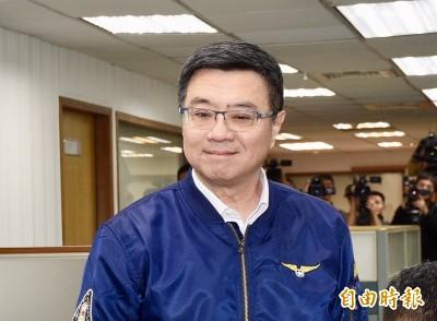蔡英文陣營重批卓榮泰偏袒 沒收民主機制