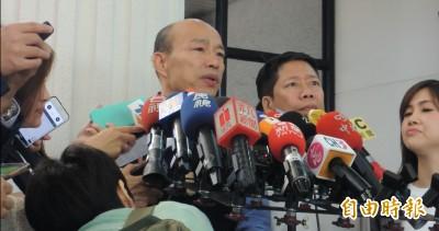 指韓連任市長希望渺茫 學者:若民調小輸郭脫黨選總統?