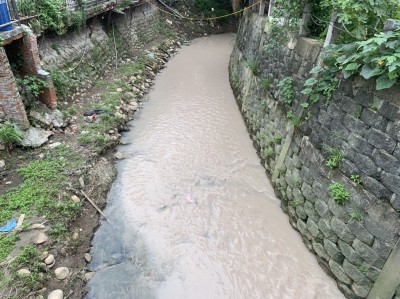 新北桃園跨區通報水污染 建案泥水倒入溝渠最重罰6百萬
