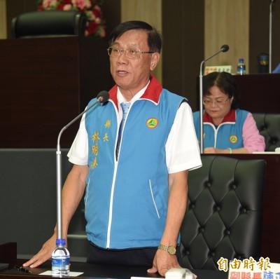 郭董選總統 林明溱:南投女婿若當選 希望他好好規劃活化中興新村