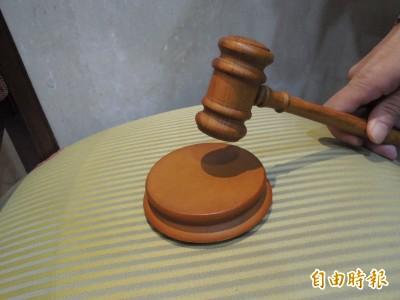 強冠上游黑心油行司機 判刑1年8月定讞