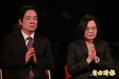 賴提議和韓比民調 周奕成:跟可笑的人比,不覺得更可笑?