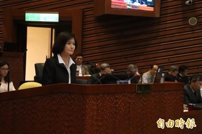 議員要求多讀點書 林姿妙神回:王永慶只有國小畢業