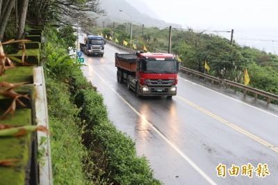 林姿妙擬將濱海公路與東西向高架化 環團批毀山水無極限