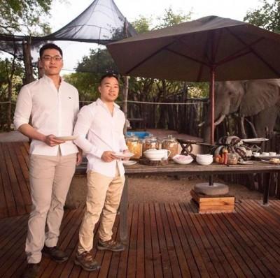 新加坡國父李光耀孫子 今與男友在南非結婚