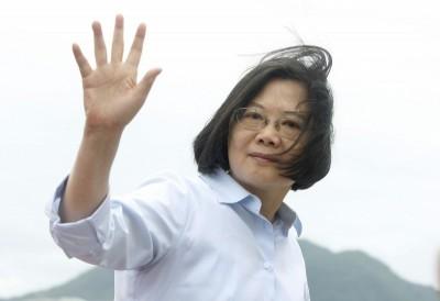 中國小心! 見證沱江艦動工 小英讚:有可觀的不對稱戰力