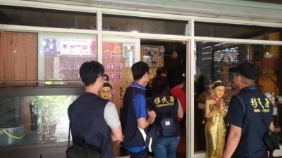 移民署查處非法移工行動 竹縣專勤隊查獲11名失聯移工