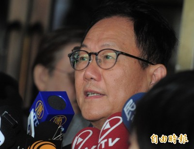 市長選舉無效官司敗訴 丁守中決定提出上訴