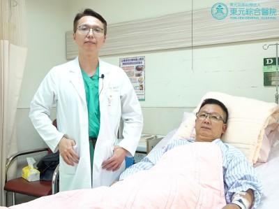 軟式輸尿管鏡雷射碎石手術 腎結石患者免開刀