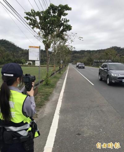 警拍照測速離警告牌逾300公尺 他告贏免罰1600元