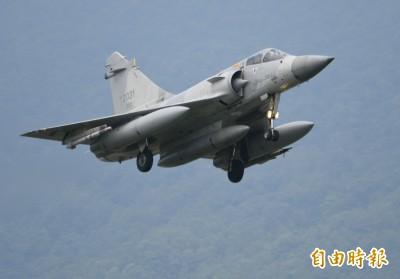 漢光首日 大批戰機東移保存戰力
