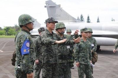 漢光演習》戰力防護  參謀總長:分散部署適時出擊求戰果
