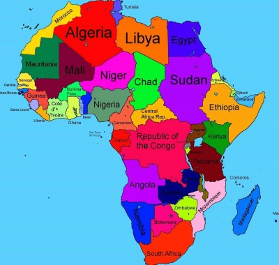 世上土匪不只一個!衣索比亞外交部網站地圖「併吞」鄰國