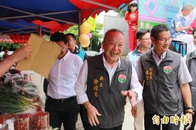 訪中獲承諾採購農產 徐耀昌:憑良心講也是統戰