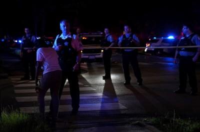 芝加哥槍擊案頻傳! 美國殤週末34人中彈 已知5死