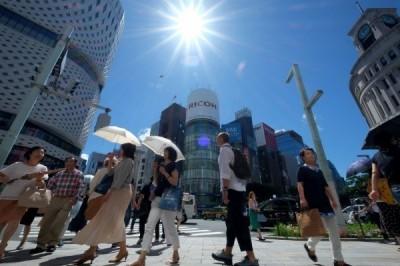 北海道飆破紀錄高溫 日本單週2000人中暑釀4死