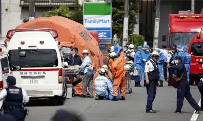 日本神奈川驚傳隨機殺人釀2死 兇手自裁也亡