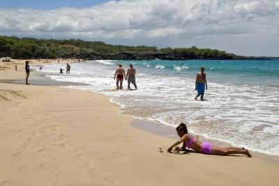遊客小心! 1天近千人遭水母螫傷 夏威夷救生員忙翻