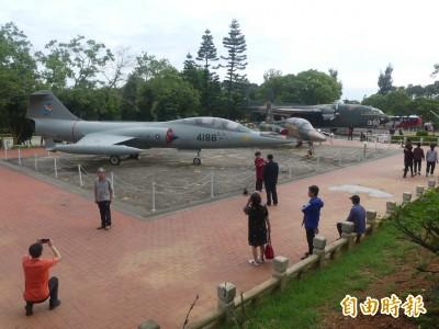 遊客注意!金門國家公園「軍機維修」 保持距離以測安全