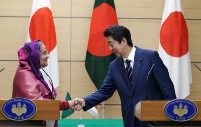 對抗中國一帶一路 日擬貸款孟加拉380億助基建