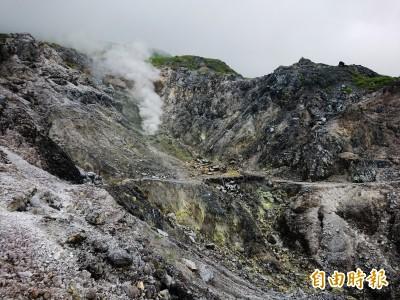 大屯山、龜山島都是活火山 內政部建立預警通報機制