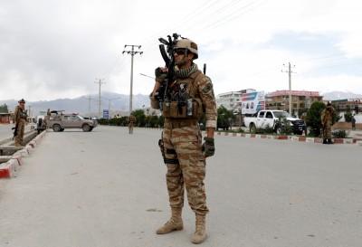 阿富汗軍校門口發生自殺炸彈攻擊 至少6死6傷