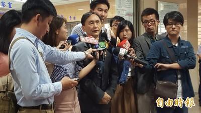 韓國瑜堅持提告  吳子嘉爆原因是「昨晚面臨李佳芬拷打」